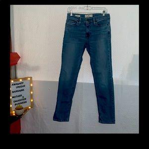 Hollister skinny fit epic flex mens jeans 👖